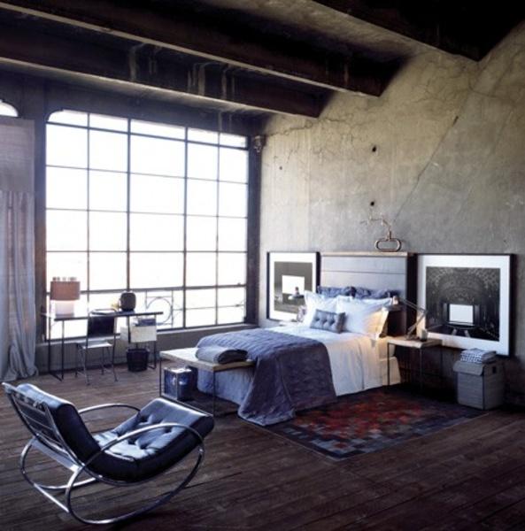 将家居住房改装成工业风格