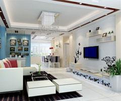 2011时尚热门的客厅装修案例