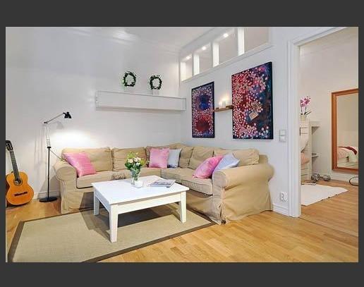 各种色调搭出不一样的小居室