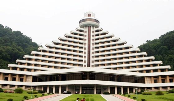 朝鲜香山宾馆