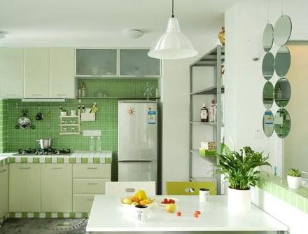 设计美观的简约厨房