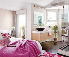中國裝飾網打造創意家居 彩色復式公寓