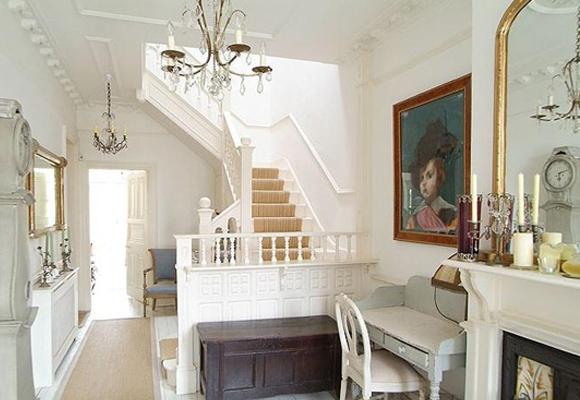 流行风格家居装饰 奢华英国古典风