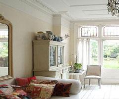 流行風格家居裝飾 奢華英國古典風