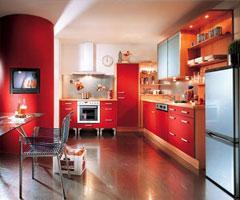 小户型的秘密武器 低于七平的厨房让你大开眼界