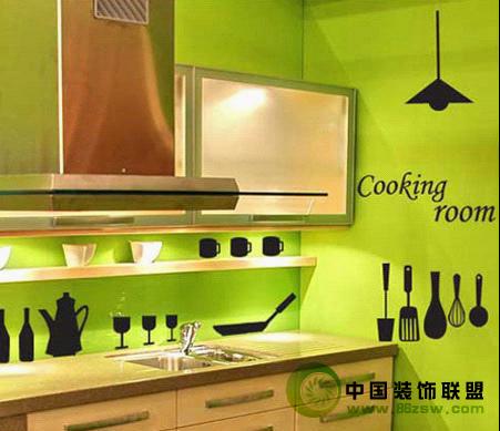 厨房/餐厅墙面贴纸