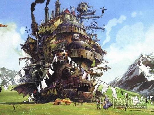 """动漫 宫崎骏/迪斯尼称其为""""动画界的黑泽明"""",他的代表作品《风之谷》、《..."""