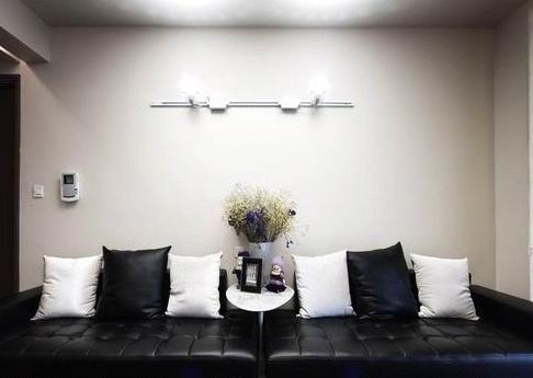 中国装饰网:黑白经典温馨大气设计