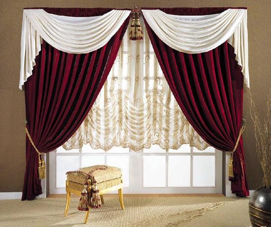 婚礼白纱窗帘素材psd