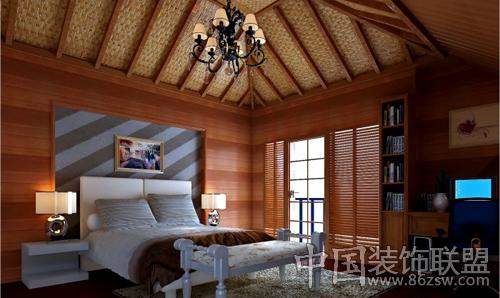 东南亚设计风格—卧室   东南亚设计风格—卧室   在房屋