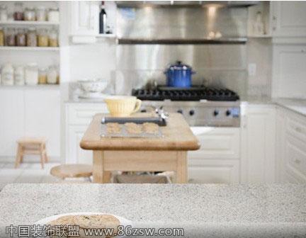 厨房岛台装修设计 实现小厨房装修梦想