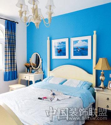 3d海洋风格手绘墙