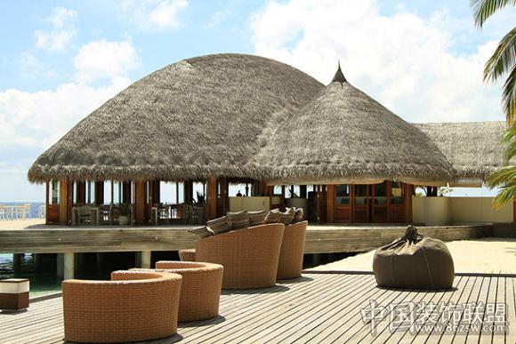 马尔代夫梦幻岛 拥抱碧水蓝天