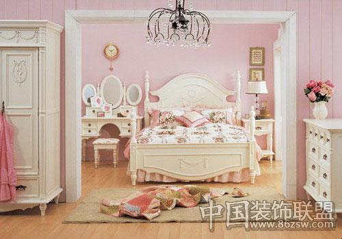 灿烂童年时光的梦幻公主房-儿童房设计-八六(中国)(.