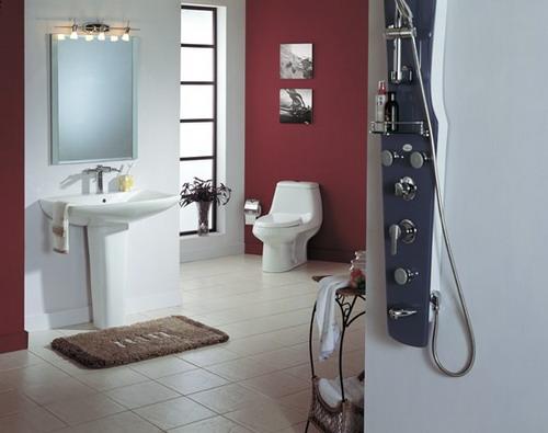 N款超具美感卫浴设计