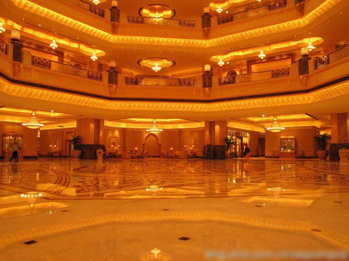 八星皇宫酒店
