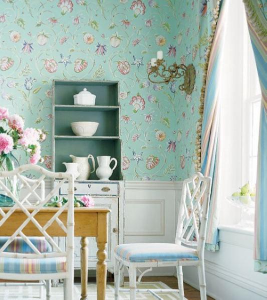 春意浓浓的家居装饰品