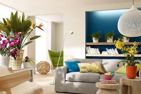 客厅风水的六项基本原则
