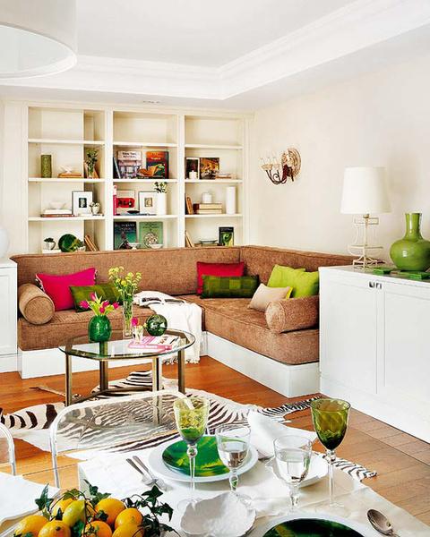 清新简约的家装风格