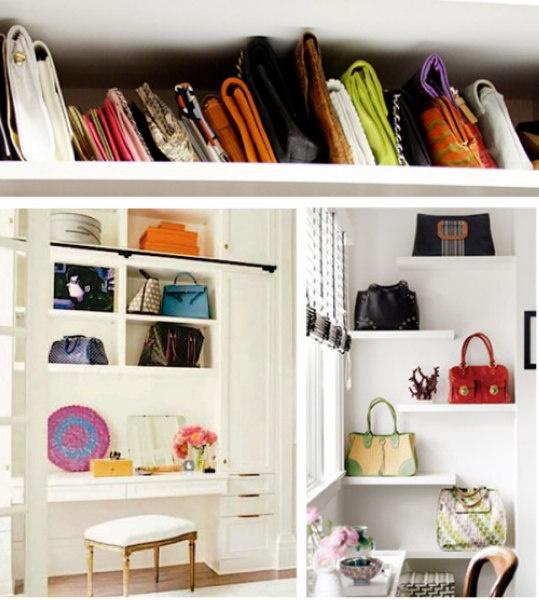 包包在家居中如何收纳和保养