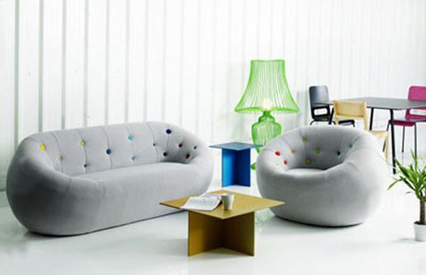 让人惊叹的创意沙发设计