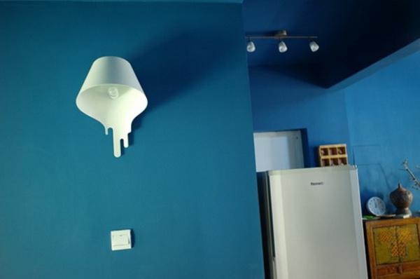 形态各异的家居灯饰