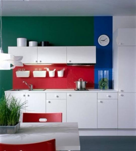 五种简约家居厨房的设计方案