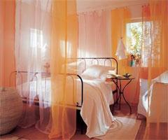 不同角色 不同混搭打造浪漫卧室