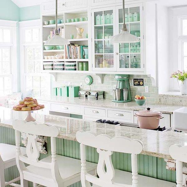 如何打造一个清爽的夏日厨房