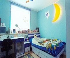 儿童房设计 凸显童话色彩