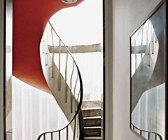 巧妙的提升楼梯功能的方法