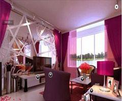嫣紫千红的婚房案例