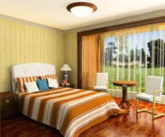 卧室配色方案