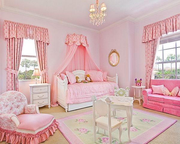 让家中散发持久魅力的粉色装饰