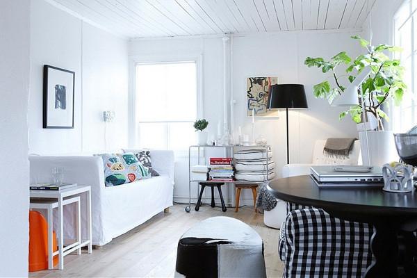 让空间充实而时尚的家居装饰品