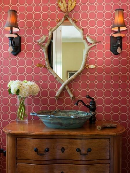 打造专属自己的家居创意洗手台