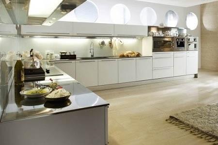 5款魅力温馨厨房设计