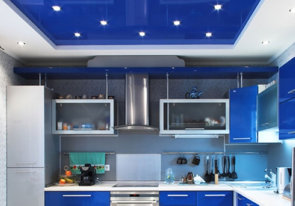 带来良好视觉效果的厨房照明设计