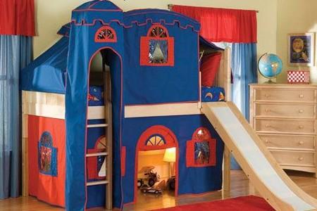 儿童房对孩子成长阶段的重要性