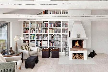120平米斯德哥尔摩公寓