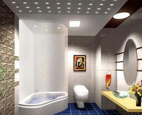 卫浴间风水避忌12条