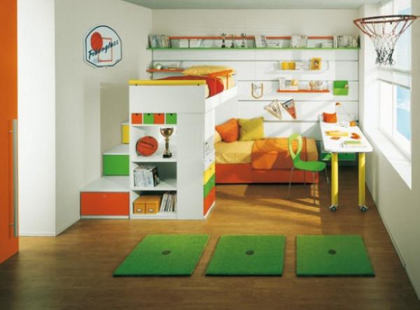 儿童卧室装修七大风水禁忌