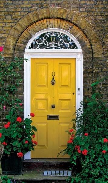8款住宅前门设计案例