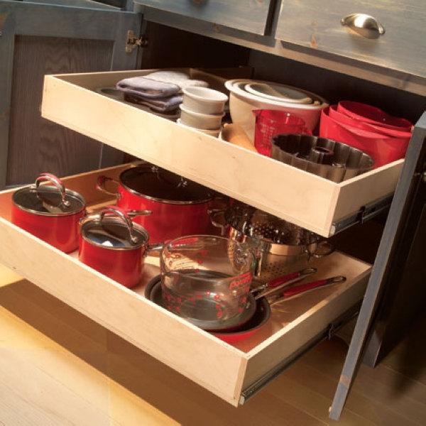 厨房存储整理收纳好方案