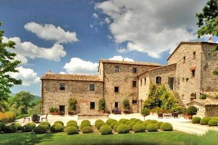 具有古典韵味的意大利农舍
