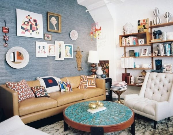 五款创意墙面装饰案例