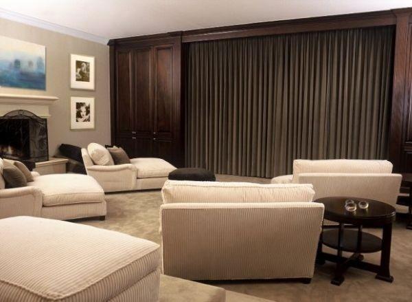 八款极奢华的家庭影院设计