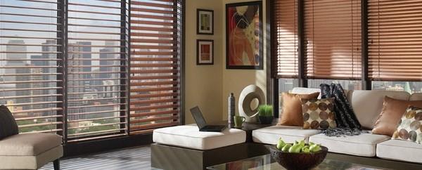 为你打造独特居家环境的百叶窗设计