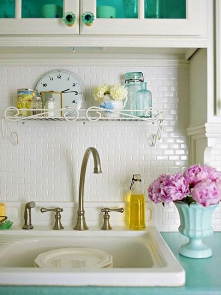 厨房墙面瓷砖设计