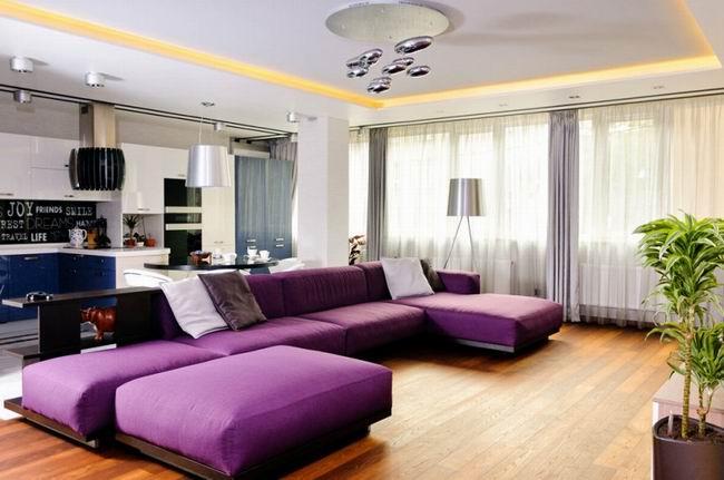 乌克兰公寓 舒适的现代化家居设计